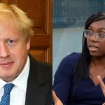 Boris Johnson Appoints Olukemi Olufunto Badenoch As Minister