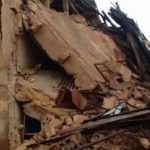 Plateau Police Command Confirms Three People Dead, Seven Injured In Storey Building Collapse