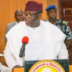 Fayemi pays Fayose's appointees' outstanding salaries, allowances