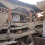 BREAKING: 60 Escape Death As Hotel Collapses In Ebonyi
