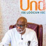 Akeredolu Appoints 27 New Permanent Secretaries