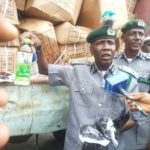 Zone 'B' Strike Force, Nigeria Customs Service seizes N367m worth of smuggled items in one month