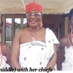 As A Queen, I Can Only Marry A Woman – Martha Dunkwu, Omu Of Anioma Land In Delta State