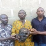'Our native doctor asked us to get skulls of people we know for money rituals'