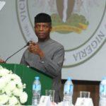 Break-up not solution to Nigeria's problems — Osinbajo