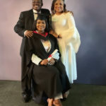 See Photos Of Ex-Oyo State Governor, Abiola Ajimobi's Daughter As She Graduates From UK University