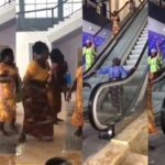 Eboniyi Women Sing And Dance After Seeing An Escalator For The First Time (Video)