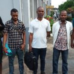 EFCC Arraigns Five Ibo Businessmen For Alleged Fraud