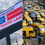 Lagos State New Traffic Law: 3 Month Jail Terms If Found Eating While Driving