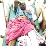 LASTMA Officer Decries Neglect After Accident