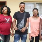Immigration Officer, 14 Others Lands In EFCC Nets (Photos)