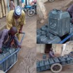Nigerian man shares photos of an 11-year-old kid who works as a water vendor, cries for help