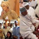Bauchi Governor, Mohammed weds second wife in Lagos (see photos)