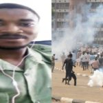 Corps Member Serving With The Leadership Newspaper Also Hit By Stray Bullet During Shiites Protest