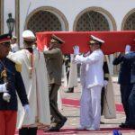 PHOTOS: Tunisia bids farewell to president Essebsi at funeral