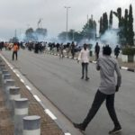 Shi'ites Members Dare Police, Vow To Keep On Marching On The Streets Of Abuja In Protest (photos)