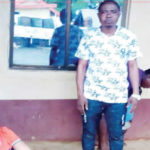 Suspected Child Traffickers Nabbed By Ebonyi Vigilante Group
