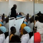 Pandemonium Inside Togo Hospital As Strange Bird Allegedly Flies Into Facility & Turns Into A Woman (VIDEO)