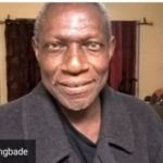 Veteran Nollywood Actor, Babajide Ogungbade Is Dead