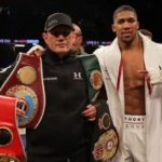 British Boxer, Anthony Joshua Speaks On Sacking Trainer Ahead Of Andy Ruiz Rematch