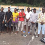 "10 Suspected Internet Fraudsters And Their ""Juju"" Arrested In Delta State (photos)"