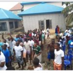 Over 100 Cultists Denounce Membership In Ebonyi, Get Baptized (Photos)