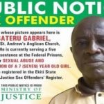 Ekiti State Publishes Name Of Popular Cleric As It Begins Naming, Shaming of Sexual Offender