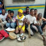 Female cultists, 7 others arrested during initiation into 'One Million Boys'