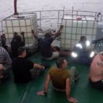 Nigerian Navy Arrests American Criminal and Greek Pirates Trying To Hijack a Nigeria Vessel (photos)
