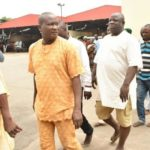 "Lagos Head of ""Omo Onile"", Sir K Oluwo Jailed In Ogun Prison"