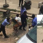 #RevolutionNow: Foundation Gives N50,000 To 70-year-old Protester Battered By Police (photos)