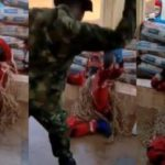 Viral Video Of Masquerade Beg For Mercy While Being Flogged By A Soldier