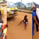 Ikorodu Residents Chase Off SARS Officers Trying To Arrest A Guy They Accused Of Being A Yahoo Boy (WATCH VIDEO)