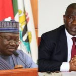 Ekweremadu: What Lawan said about IPOB's attack on ex-Deputy Senate President