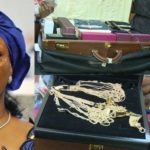 Diezani Wrrestles EFCC Over Seized $40m Jewellery, iphone
