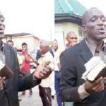 Evangelist beaten for stealing phones while preaching in Ibadan
