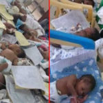 Mothers And Babies Compete For Bed Space In Uganda General Referral Hospital (Photos)