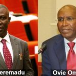 Ekweremadu: Omo-Agege reacts to attack on ex-Deputy Senate President