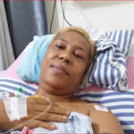 Veteran Actress, Shan George Goes Under The Knife To Fix Her Spinal Cord