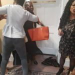 Ester Esabod Aboderin Beaten By One Of Her Victims In Dublin, Ireland (Photos & Video)