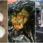Unlucky Robbers Snatched Victim's Bag Only To Find Fufu And Stew Inside