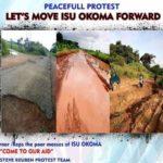 The dilapidated nature of Isu Okoma roads in Ebonyi state. (photos)