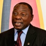 South Africa's Ramaphosa says at least 10 killed in riots