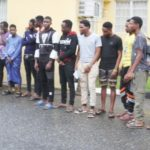 Massive crackdown: EFCC arrests 53 Yahoo Yahoo boys in Lagos, Abuja, Enugu (photos)