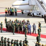 Robert Mugabe's body arrives in Zimbabwe amid burial site row (PHOTOS)