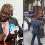 Governor Godwin Obaseki 'disgraced' by protesters in New York (video)