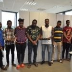 EFCC storms LAUTECH, arrests 25 yahoo boys (photos)