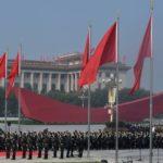 China's 70th Anniversary: Parades and Protests (photos)