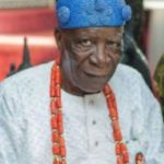 UPDATED: 17 days after celebrating birthday Oba Oniru dies at 82