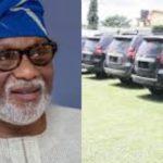 Ondo: Akeredolu Accused Of Bribing Judges With 2019 Model SUVs